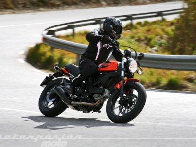 La Ducati Scrambler Sixty2 que cumple con nota, y con mucho estilo