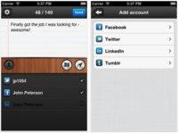 Sociable, actualizando el estado de todas tus redes sociales desde un único programa