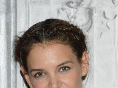 El look provenzal de Katie Holmes con trencitas francesas