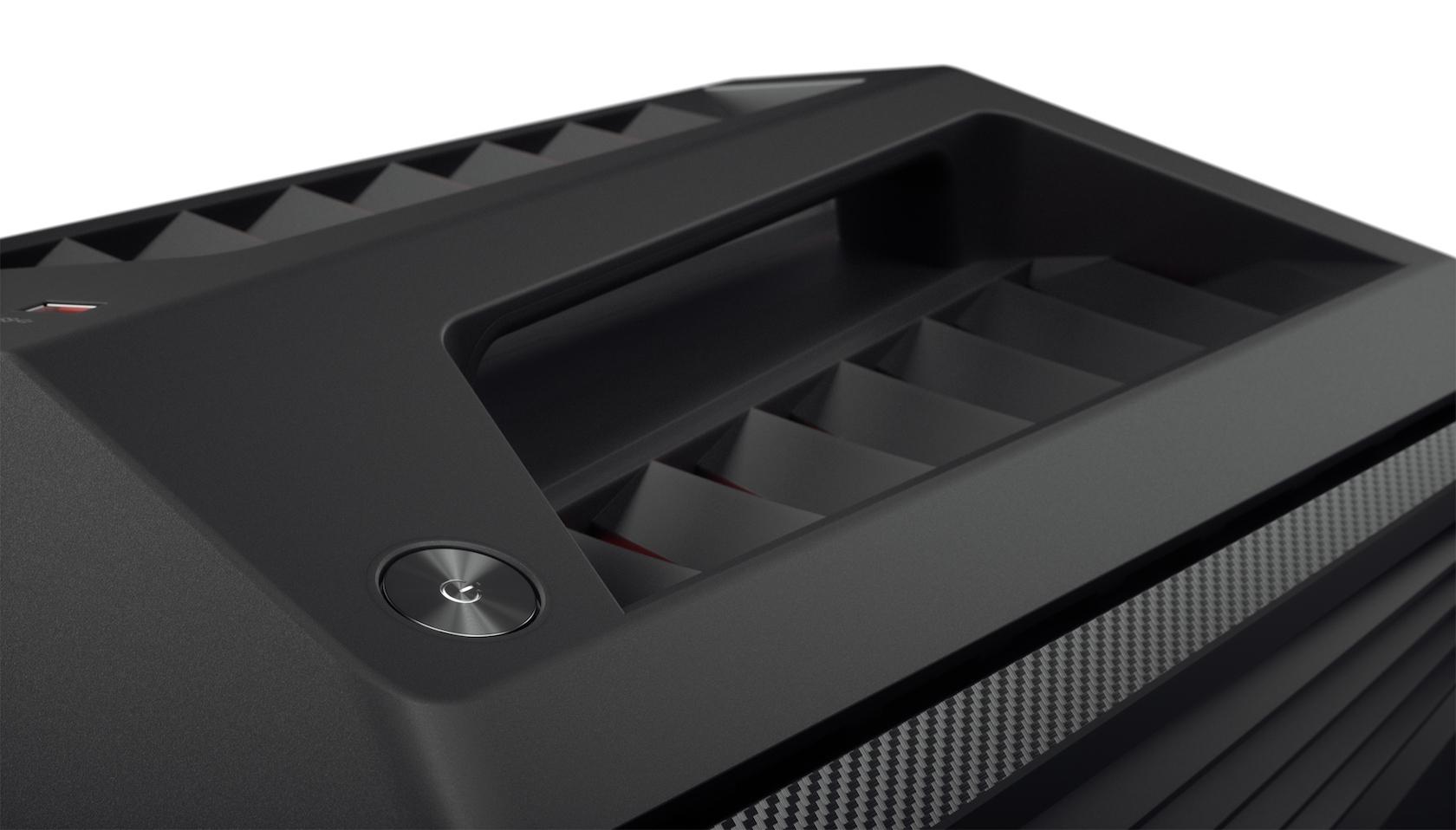 Foto de Lenovo IdeaCentre Y710 Cube (8/9)