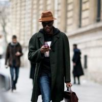 Sombrero de moda