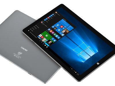 Tablet Chuwi Hi10 Pro, con Intel X5 y 4GB de RAM, por 137€ y envío gratis