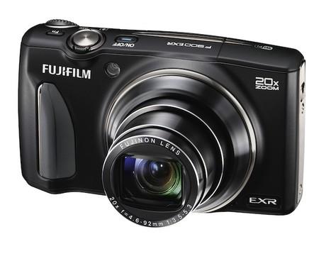 Fujifilm renueva su gama de compactas: FinePix F900EXR, F850EXR y las series S6000 y S4000