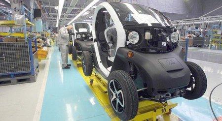 El Príncipe Felipe  apadrina al Renault Twizy