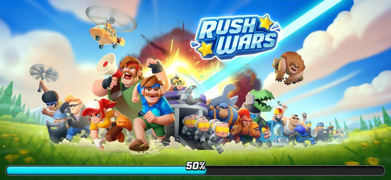 Foto de Capturas de pantalla de Rush Wars (1/13)