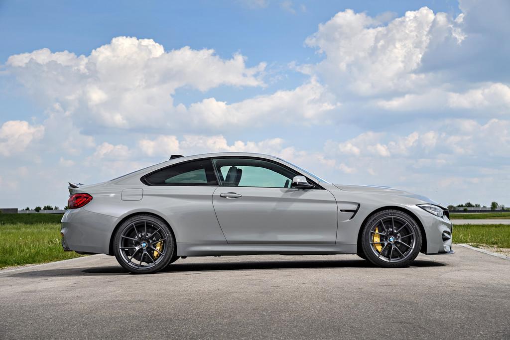 BMW M4 CS Lime Rock