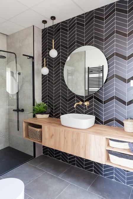 Tendencias en el cuarto de baño; espejos para el lavabo con los que actualizar y conseguir un plus de estilo en el baño