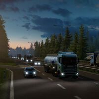 Euro Truck Simulator 2 y American Truck Simulator tendrán una conducción mucho más real gracias a su nueva actualización