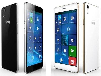 El fabricante chino Coship apuesta por Windows 10 Mobile en su nuevo proyecto bajo IndieGoGo