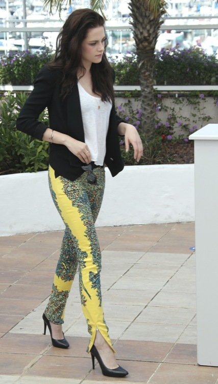 Kristen Stewart Kirsten Dunst Cannes 2012