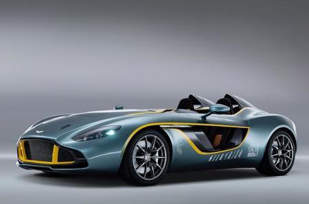 Aston Martin vende los dos CC100 que fabricarán