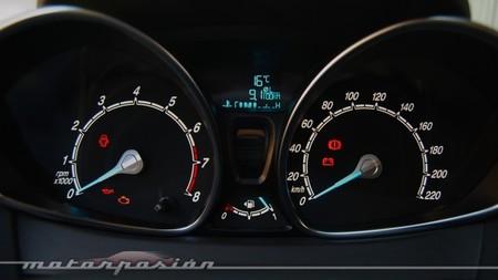 Ford Fiesta 2013 cuentakilometros