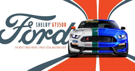 Shelby Gt350r Racing