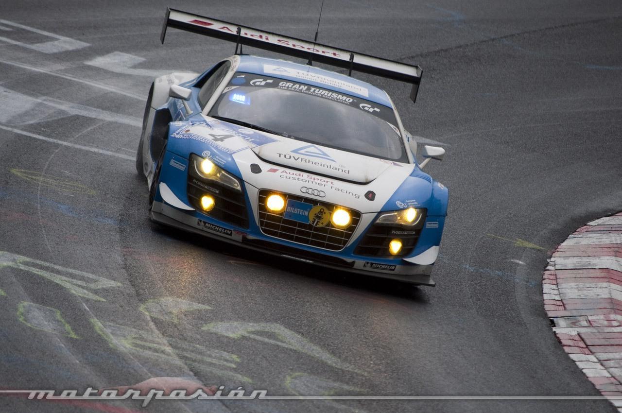 Foto de La increíble experiencia de las 24 Horas de Nürburgring (103/114)