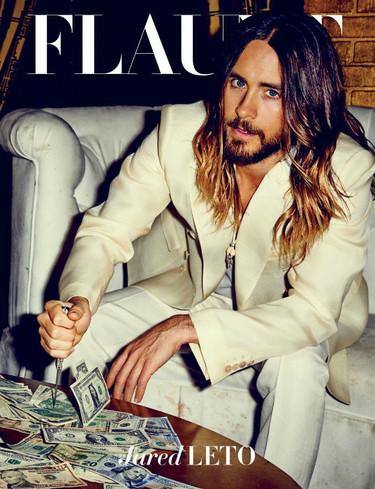 Ay ese Jared Leto en Flaunt, ay...