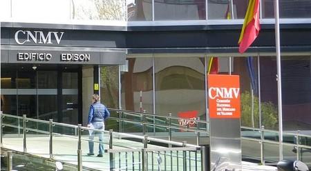 Madrid Edificio Edison Comision Nacional Del Mercado De Valores 3