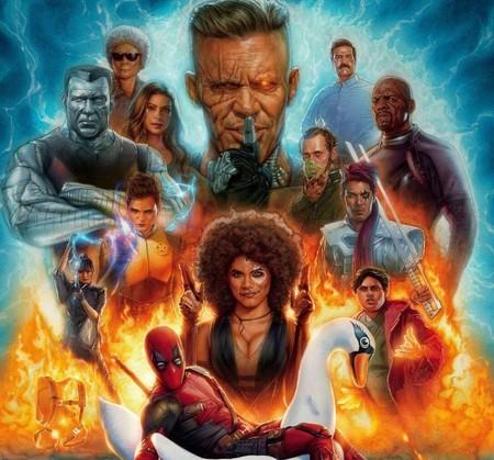 Deadpool 2 Poster Final