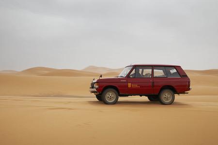Range Rover Velar prototipo