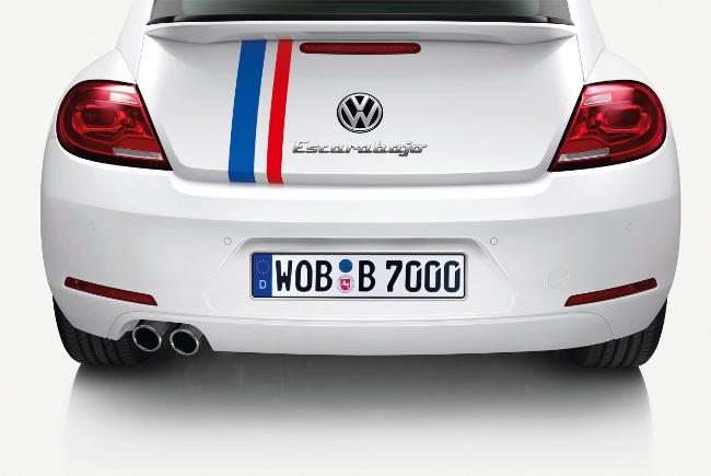 Vokswagen Beetle 53 Edition