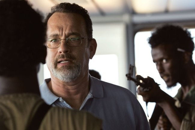 Tom Hanks es el Capitán Phillips