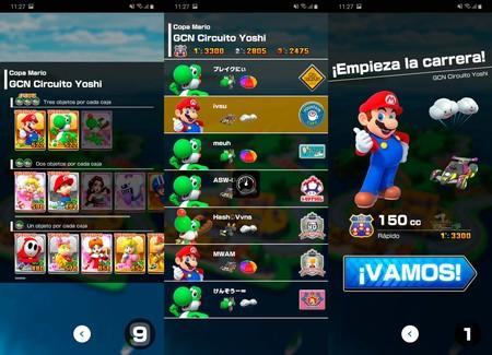 Mario Kart Multijugador