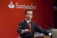 Tres claves en la presentación de los resultados del Santander