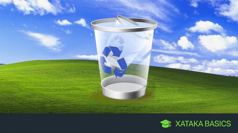 Cómo desactivar la papelera de reciclaje de Windows