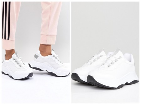 Zapatillas Blancas Asos