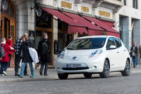En Europa se han vendido cerca de 15.000 coches eléctricos en los tres primeros meses de 2014
