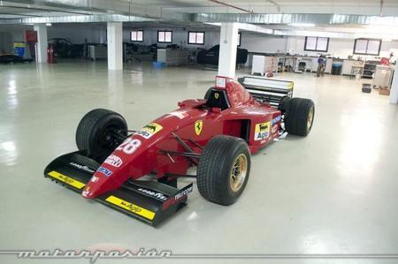 El garaje de ensueño del Ascari Race Resort