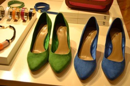 Zapatos HM colección Primavera-Verano 2012