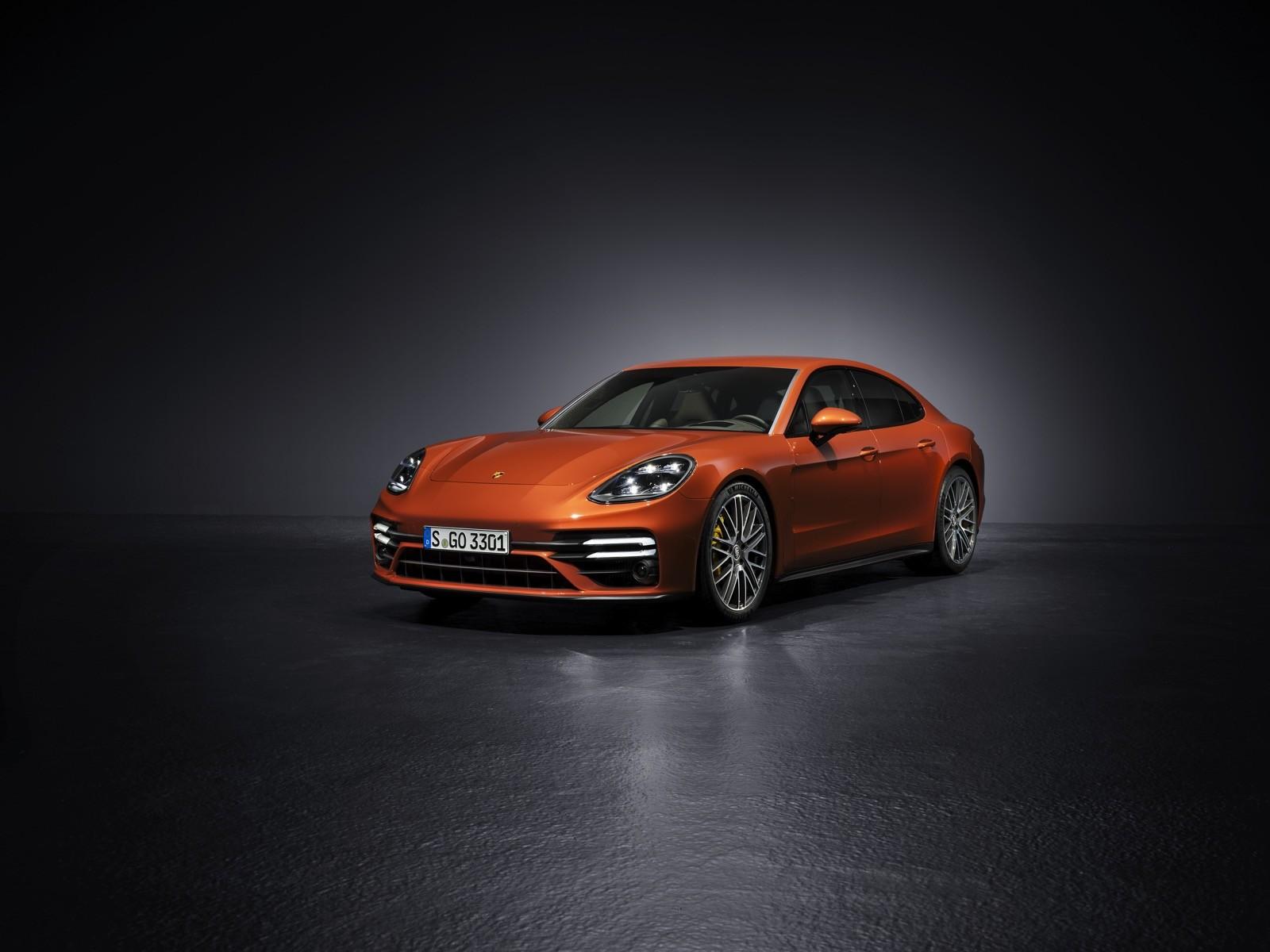 Foto de Porsche Panamera 2021 (3/57)