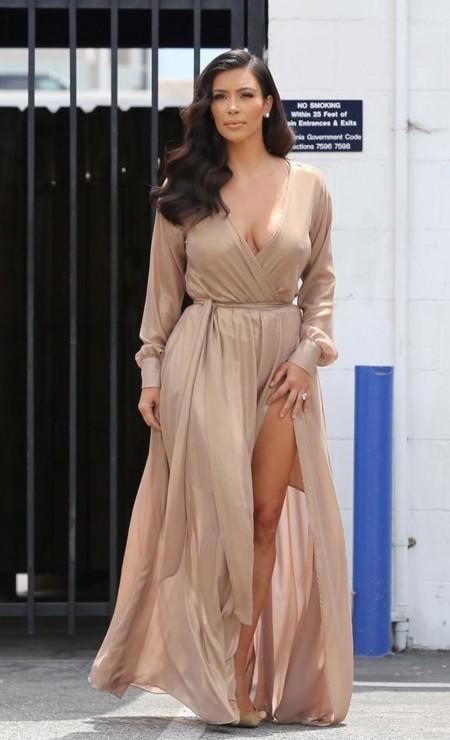 Kim y el nude