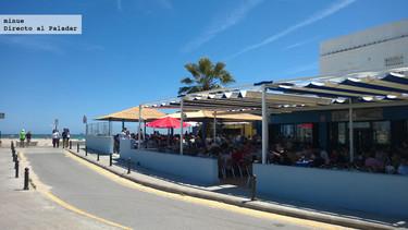 Restaurante Mediterráneo en Pinedo, para acertar con una paella valenciana