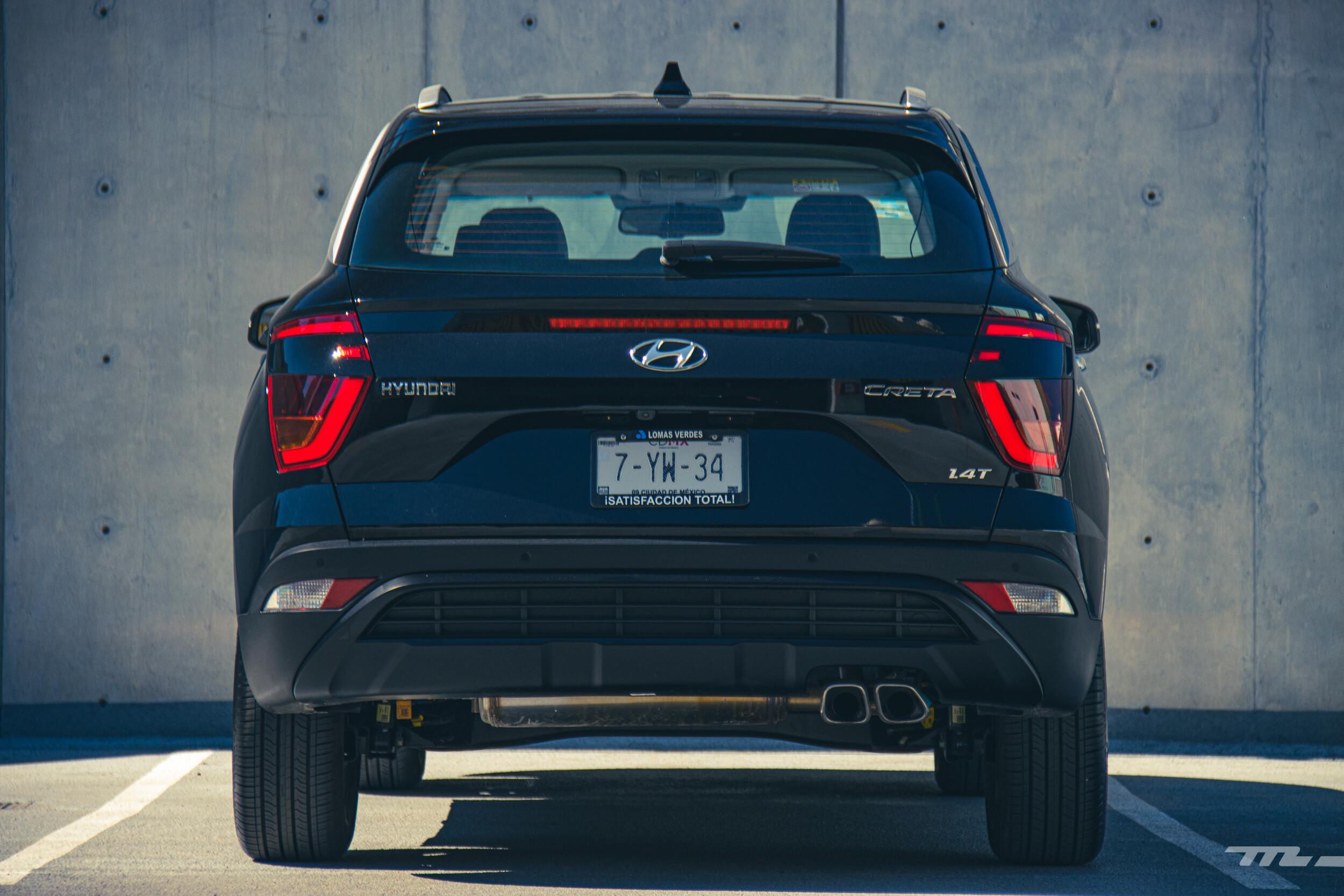 Foto de Hyundai Creta Limited Turbo: prueba de manejo en México (8/43)