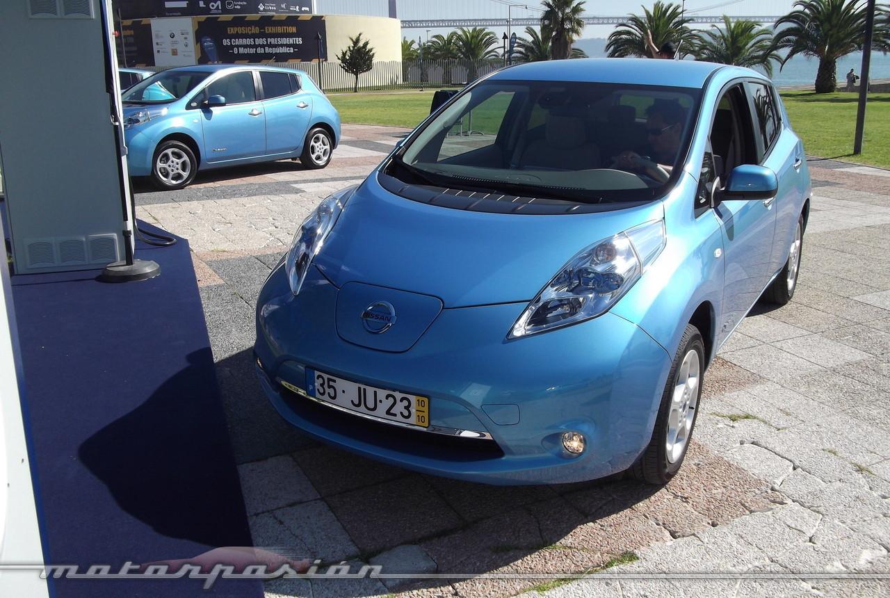 Foto de Nissan Leaf (presentación) (43/58)