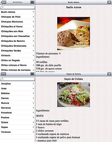 Cocina Mexicana HD