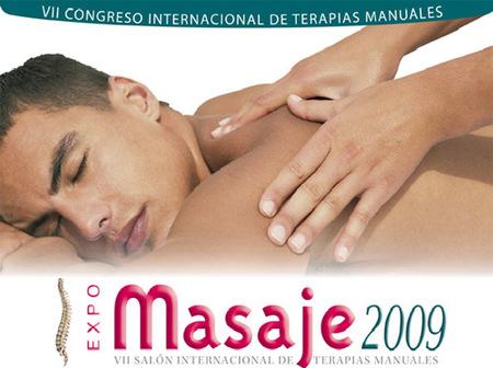 Expomasaje, cita con el relax en Madrid