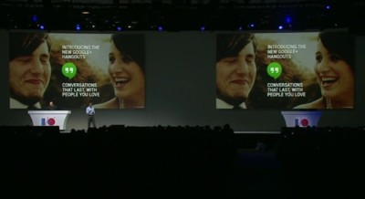 Hangouts: ya tenemos aquí el nuevo chat de Google
