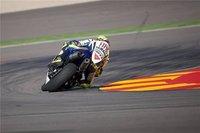 MotoGP 2010: semana de estrenos en Motorland Aragón con Valentino Rossi, Andrea Doviziosos y Hiroshi Aoyama