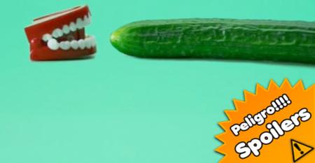 El pertinente, histriónico, sensual y carismático discurso de 'Cucumber'
