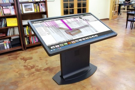 Las mesas y paredes táctiles de Ideum llegarán en versiones 4K y 8K