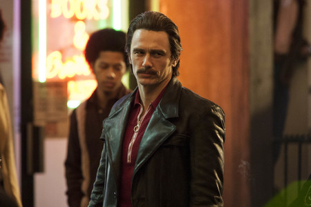 Un comienzo flojo: 'The Deuce' es un autocomplaciente trío entre David Simon, James Franco y HBO