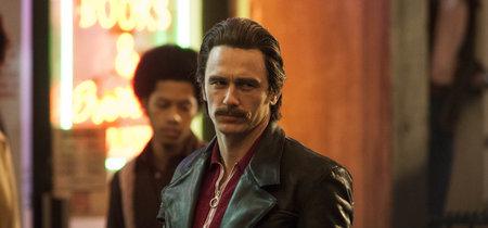 Un comienzo flojo: 'The Deuce' es un autocomplaciente trío entre David Simon, James Franco y HBO