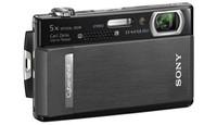 Sony T500, nueva compacta que graba vídeo en HD