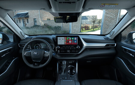 Toyota Highlander Electric Hybrid 2021, precios España