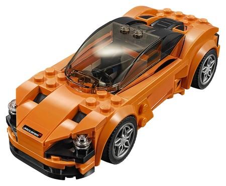 El McLaren 720S de Lego será lo más ¿parecido? a uno de verdad que podrás tener