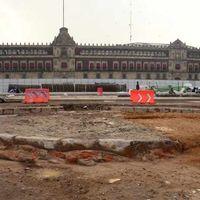 El verdadero zócalo de Ciudad de México ha sido descubierto bajo el actual