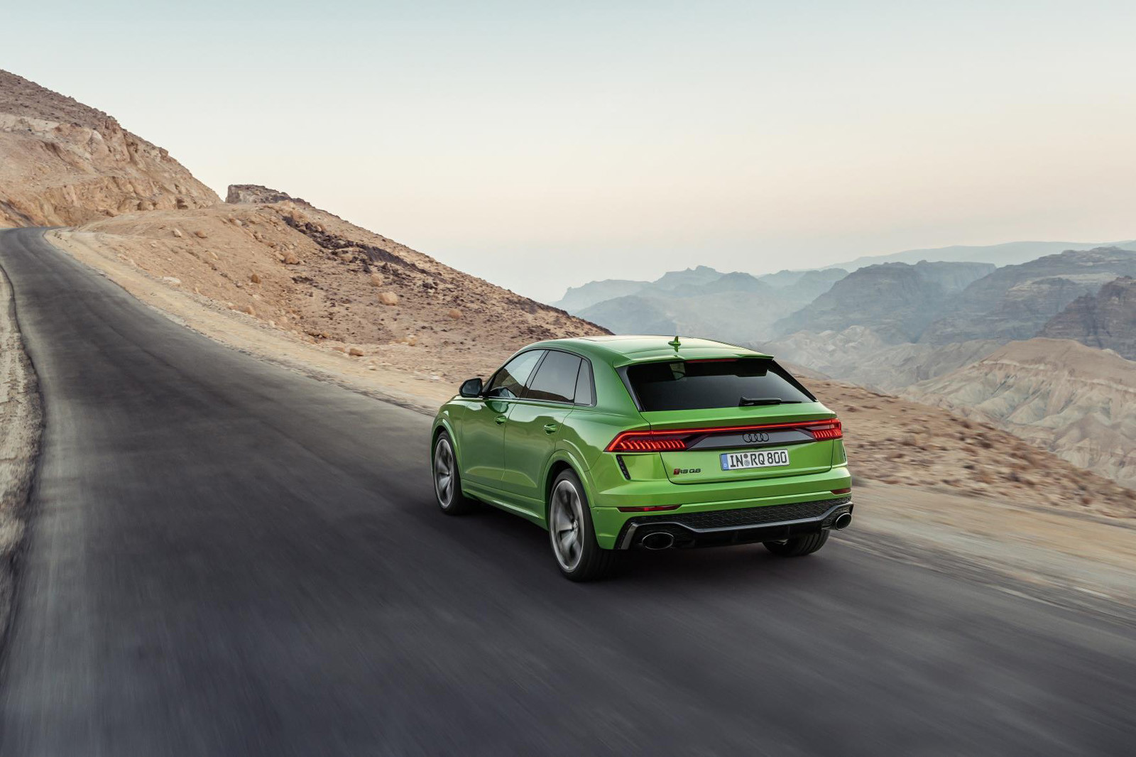 Foto de Audi RS Q8 2020 (31/47)