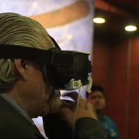 Realidad virtual en Teotihuacán: Samsung ayudó a capturar el túnel de la serpiente emplumada para experiencia inmersiva